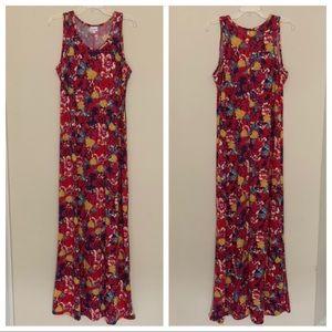 LuLaRoe Dani Dress Floral